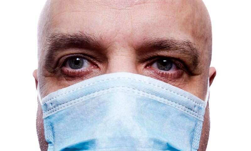 Don't believe the myth: face masks don't lower oxygen levels