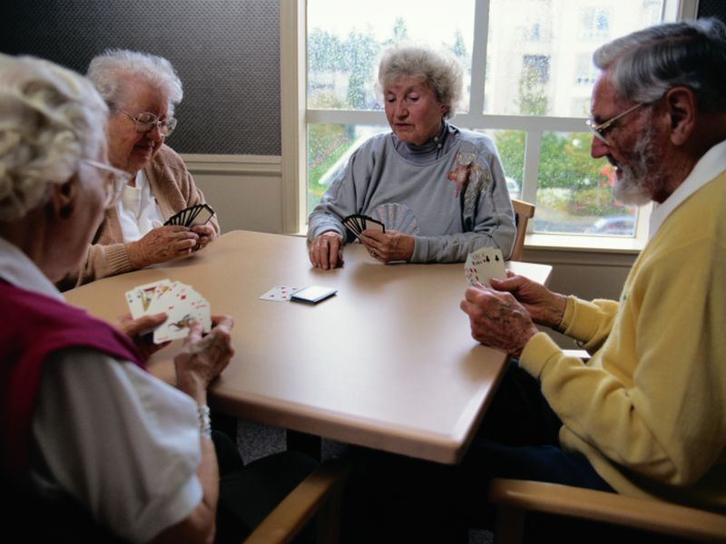 News Picture: Staying Active as You Age Not a Guarantee Against Dementia