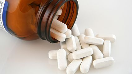 News Picture: CDC: Dietary Supplement Use Common in U.S. Children, Teens