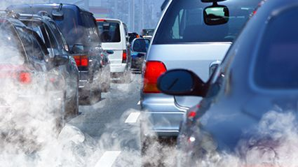 News Picture: Exposure to Air Pollution May Up COVID-19 Mortality Risk