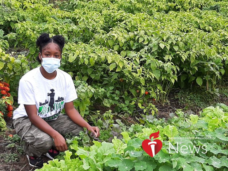 News Picture: AHA News: Farming Program Delivers Agricultural Know-How and Nutrition