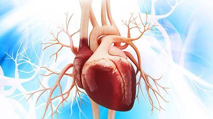 News Picture: Heart Failure History Linked to Adverse Outcomes in COVID-19