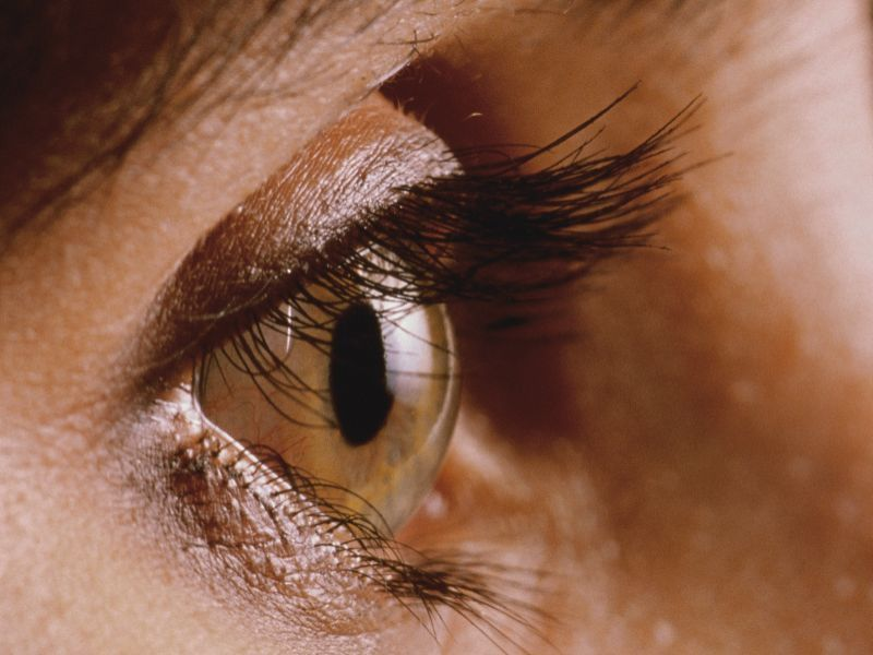 News Picture: Your Corneas May Be Safe From COVID: Study
