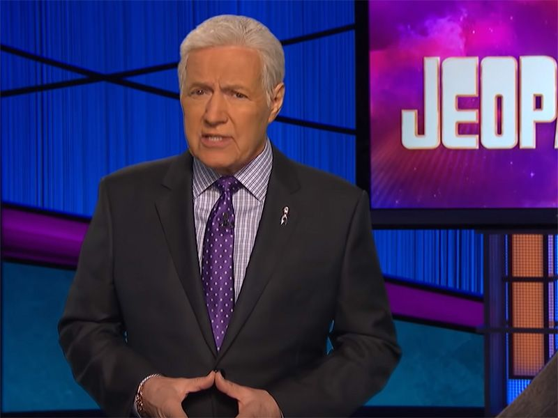 News Picture: Alex Trebek Dies at 80 From Pancreatic Cancer