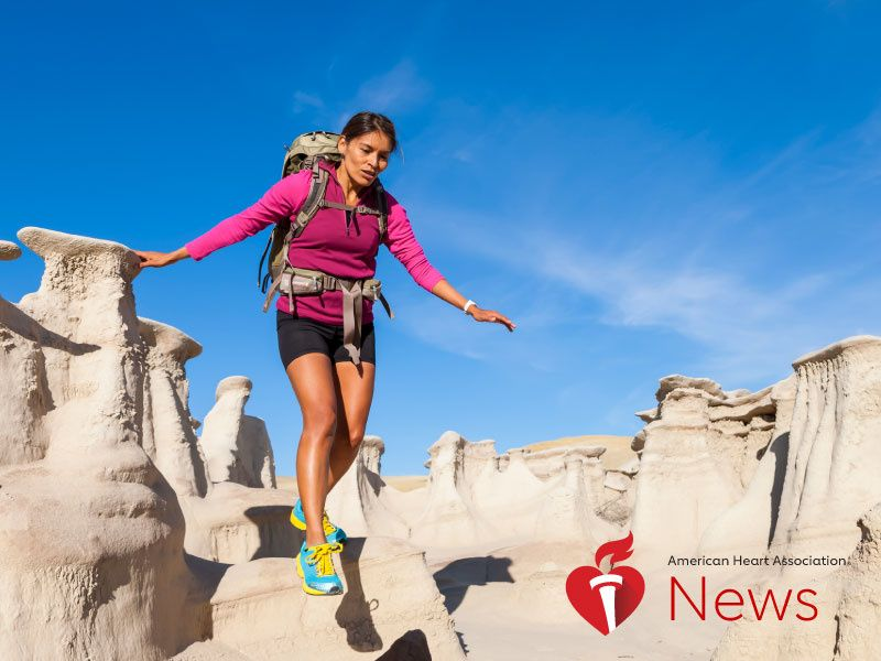 News Picture: AHA News: Physical Activity Could Reduce Heart Disease Deaths Among American Indians