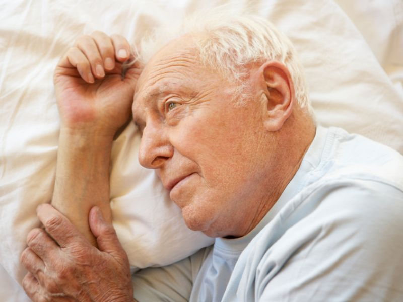 News Picture: Once Begun, Insomnia Is Tough to Shake: Study