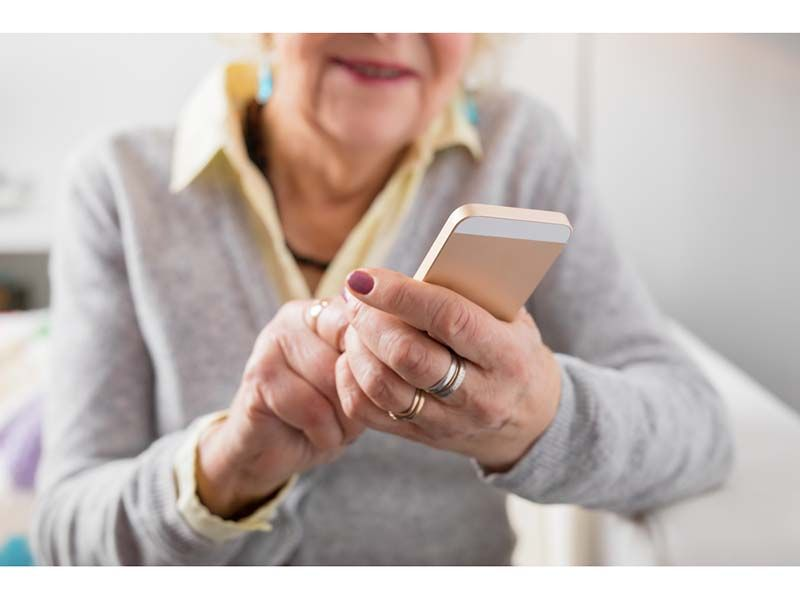 News Picture: Audio Messages Can Help Boost Heart Failure Care