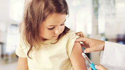 News Picture: Add Kids to COVID Vaccine Trials, Pediatricians' Group Says