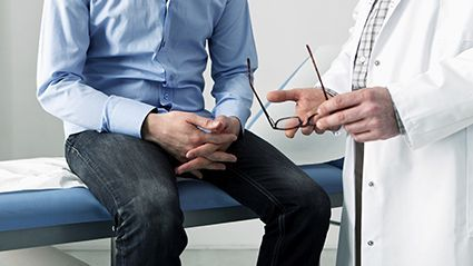 News Picture: 'Hidden' Prostate Cancer on Biopsy Usually Means Good Outcome: Study