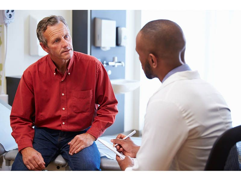 News Picture: Hormone Therapy for Prostate Cancer May Raise Heart Risks