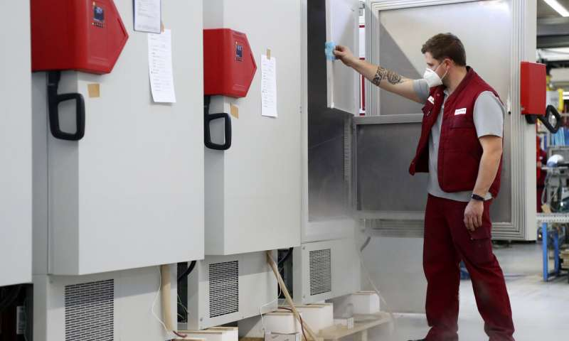 Keep cool: Germany preps vaccine drive as COVID cases hit 1M