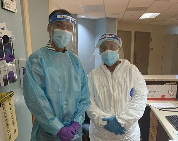 Providing a safe environment for psychiatric patients during pandemic