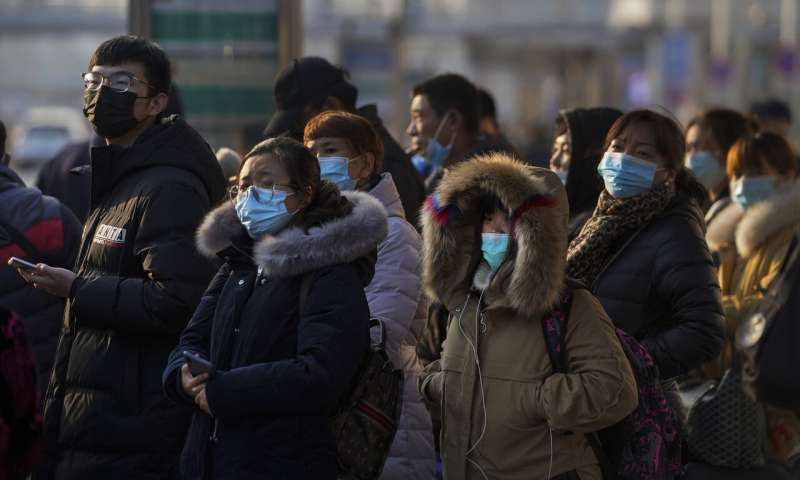 China prepares large-scale rollout of coronavirus vaccines