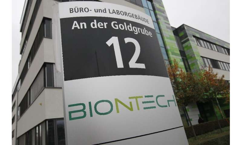 German company BioNtech joined forces with Pfizer of the US to produce a vaccine to combat the coronavirus pandemic in record ti