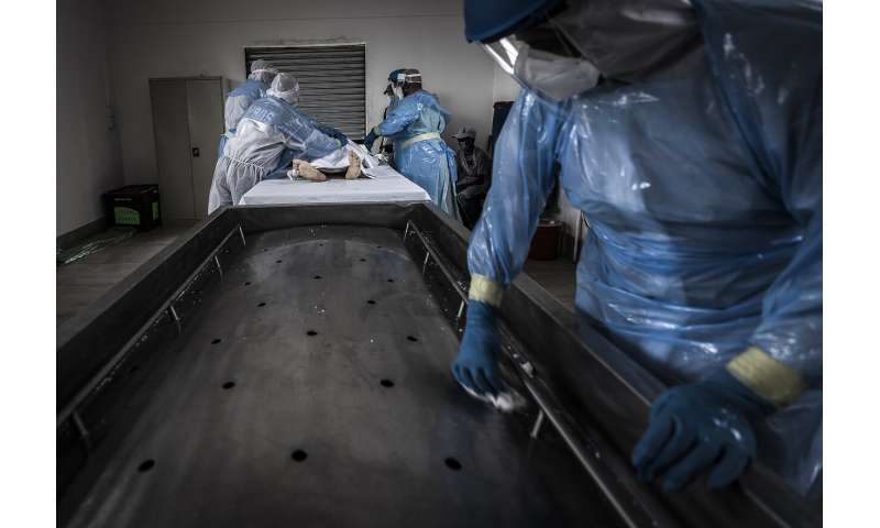 South Africa on verge of new virus rules as it hits 1M cases