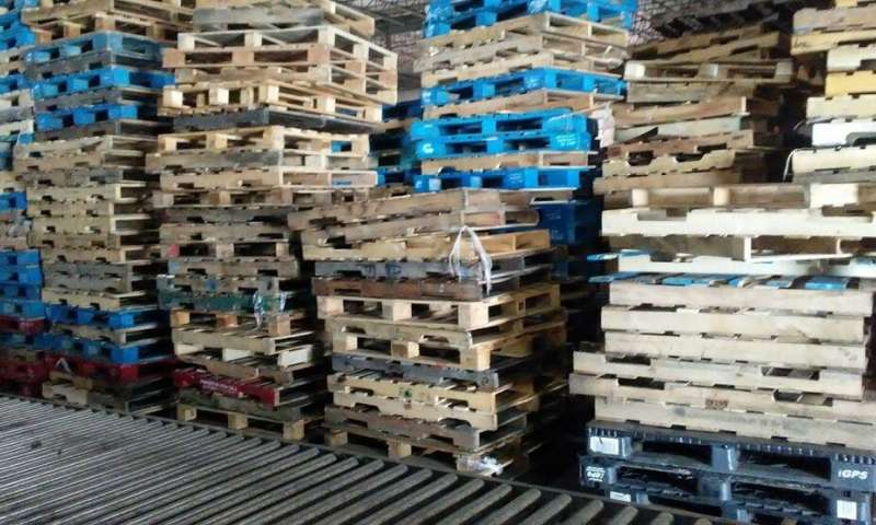 After shipping, pallets pose big risk to public, cause many accidents, injuries