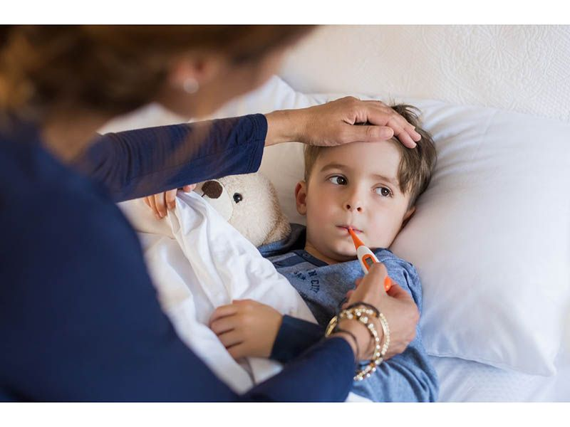 News Picture: COVID in Kids: The Most Telling Symptoms