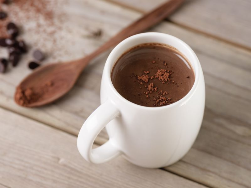 News Picture: Cocoa Might Give Your Brain a Boost: Study