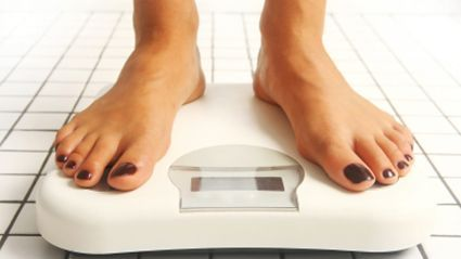 News Picture: Obesity Ups Women's Odds for Early Hip Fracture