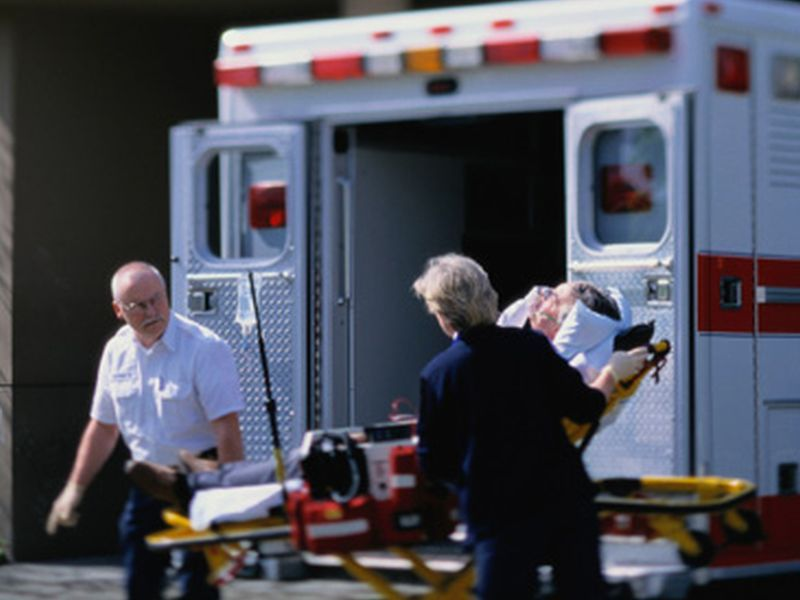 News Picture: Pandemic Is Driving U.S. Surge in Cardiac Arrests Tied to Overdose