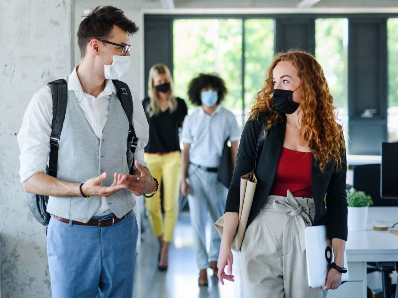 News Picture: Which Masks Hamper Communication the Least?