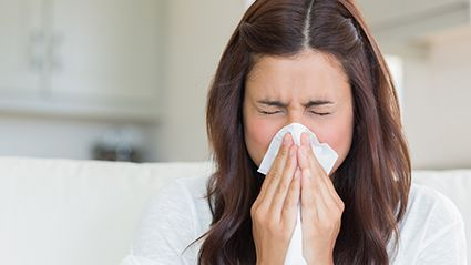 News Picture: Avoid Allergy Flare-Ups This Holiday Season