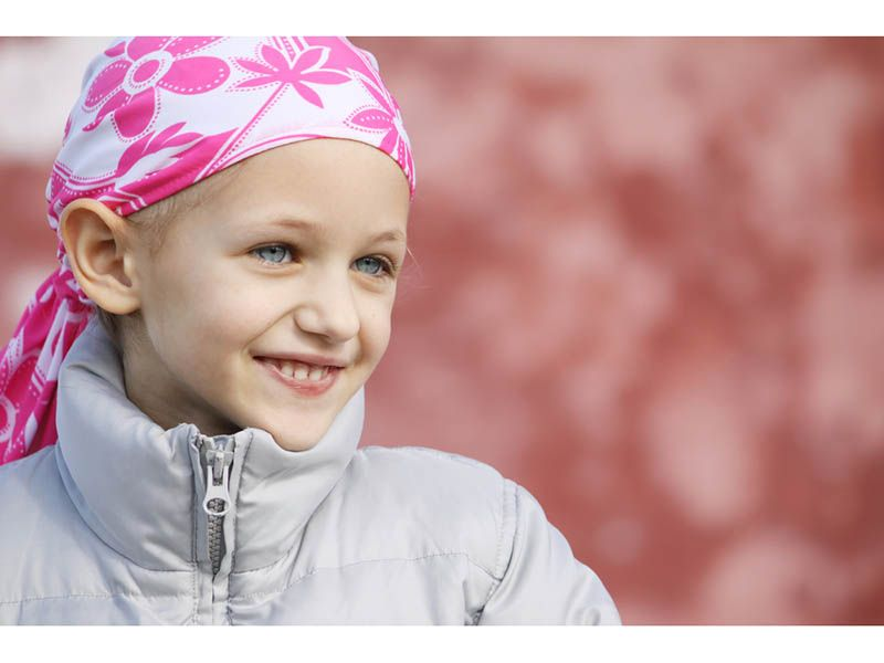 News Picture: Kids With Cancer Not at Greater Risk for Severe COVID