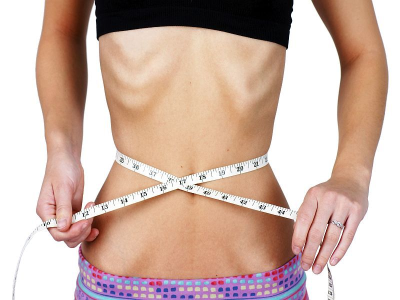 News Picture: Be Alert to Early Signs of Eating Disorders, Pediatricians' Group Says