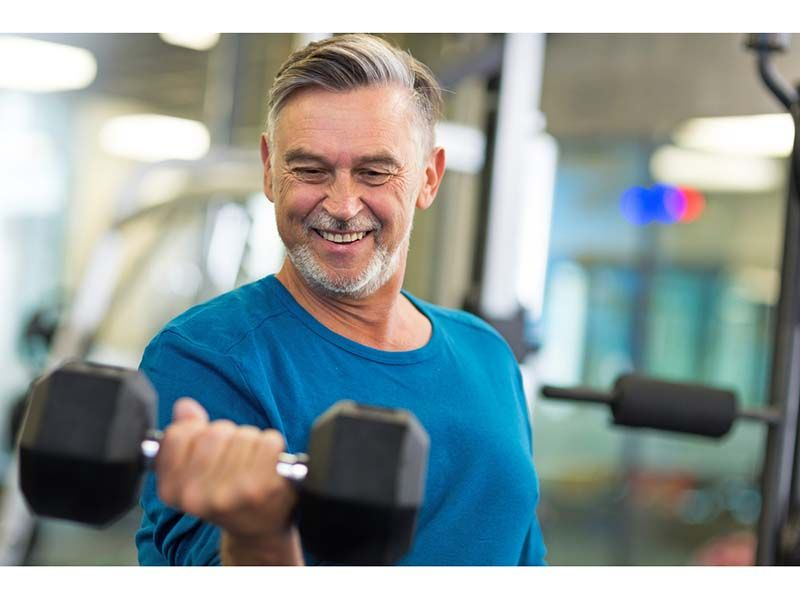 News Picture: Older and Getting Surgery? Get Fit Beforehand