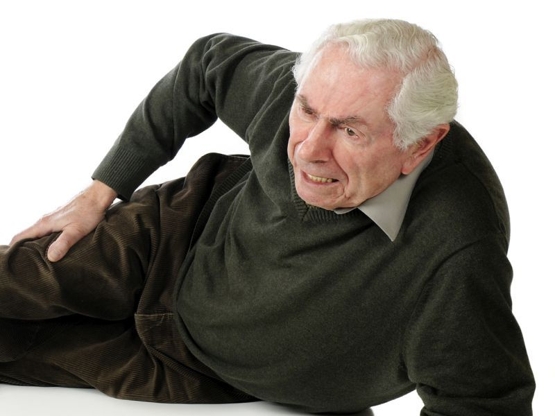 News Picture: Dislocation Risk After Hip Replacement Higher Than Thought: Study