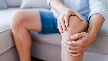 News Picture: 'Stepped' Approach to Exercise Can Help With Arthritic Knees