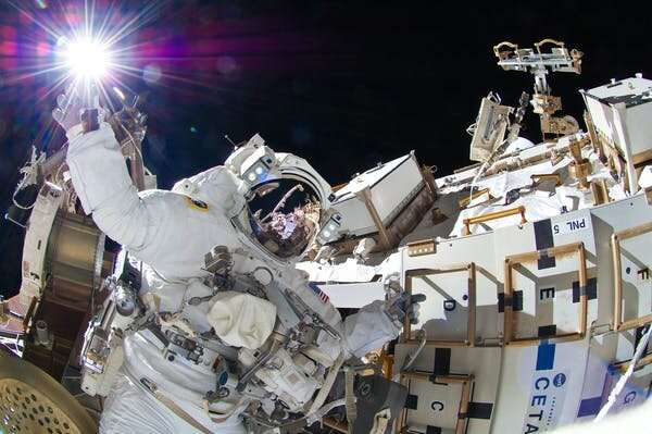 Astronauts are experts in isolation—here's what they can teach us