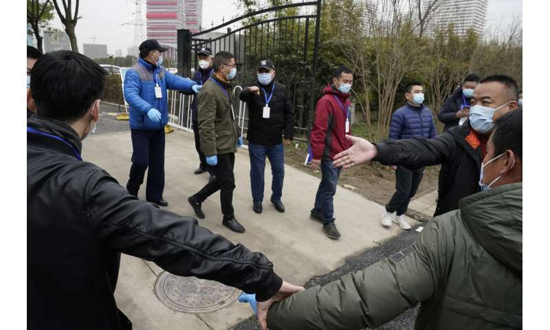 WHO team visits 2nd Wuhan hospital in virus investigation