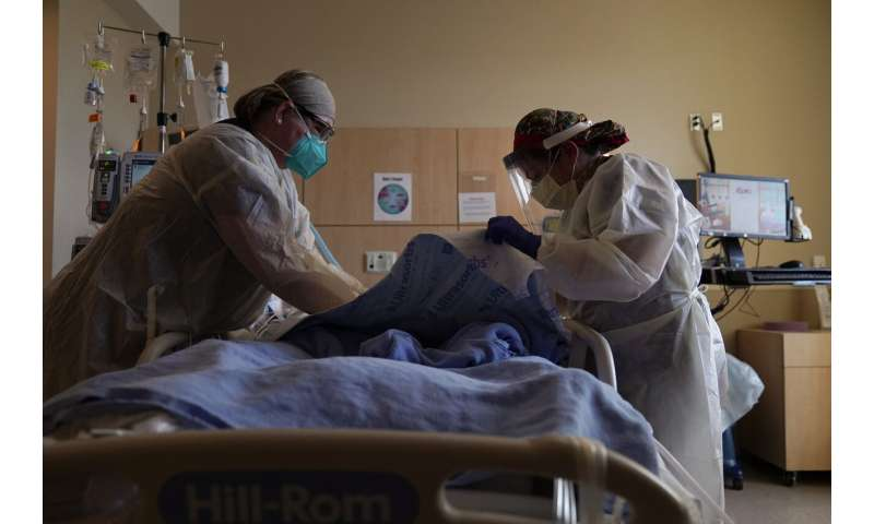 California passes 25,000 deaths, finds 3 more variant cases