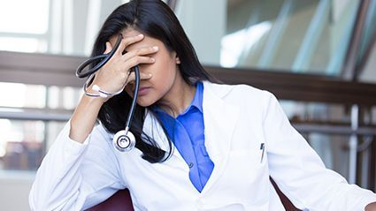 News Picture: 1 in 4 Doctors Harassed Online, Study Finds