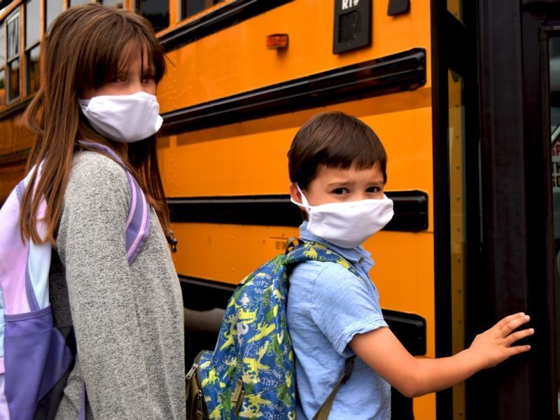 News Picture: Pediatricians' Group Says School Is Priority, With Proper Safety Measures