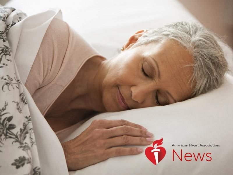 News Picture: AHA News: Sleep Disorders Plague Stroke Survivors – and Put Them at Risk