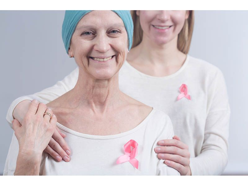 News Picture: For Many Cancer Patients, Diagnosis Brings Psychological 'Silver Lining'