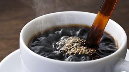 News Picture: Coffee Might Help Ward Off Prostate Cancer