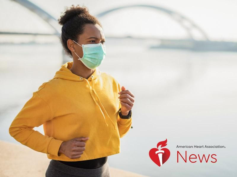 News Picture: AHA News: Is It OK to Exercise When You're Sick?