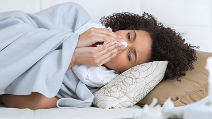 News Picture: What Happened to the Flu This Year?
