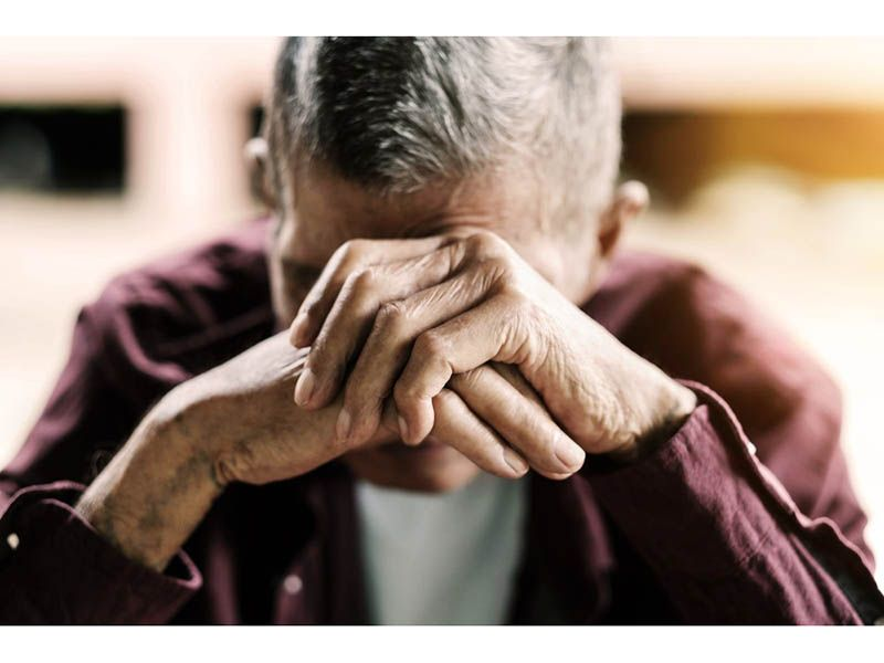 News Picture: Fewer U.S. Cancer Patients Are Dying From Suicide, Study Finds