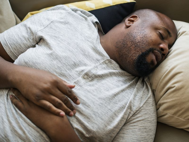 News Picture: Getting the COVID Vaccine? A Good Night's Sleep Will Help