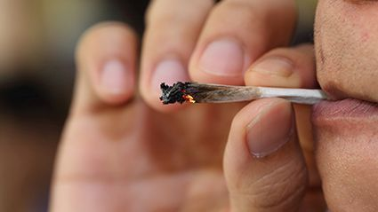 News Picture: Pot Use Ups Odds for Suicide in Young People With Bipolar Disorder