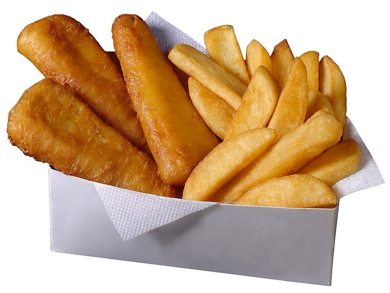 News Picture: Fried Food a Big Factor in Heart Disease, Stroke