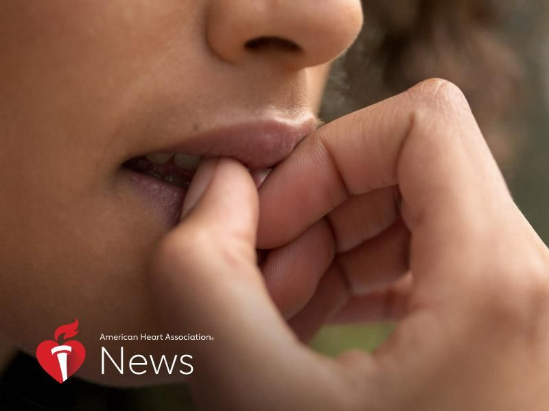 News Picture: AHA News: Anxiety Is Linked With Smoking – But How Is Still Hazy