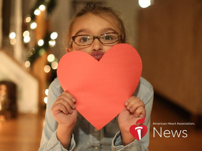 News Picture: AHA News: Hospice Candidate at 2, She's Now 13 and Thriving