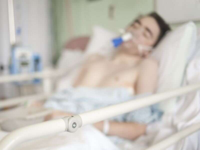 Mortality decreased for COVID-19 ICU patients over time