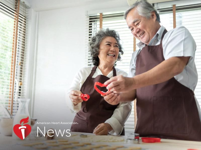 News Picture: AHA News: Ideas for a Safe, Healthy Valentine's Day Everyone Can Love