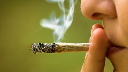 News Picture: Does Getting High Give You Great Business Ideas? Yes and No, New Study Finds